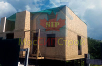 Проект дома из СИП панелей Дом на три семьи - МосСипСтрой (изображение 14)
