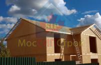 Проект дома из СИП панелей Дом на три хозяина - МосСипСтрой (изображение 15)