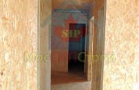 Проект дома из СИП панелей Дом на три семьи - МосСипСтрой (изображение 22)