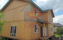 Проект дома из СИП панелей Дом на три семьи - МосСипСтрой (изображение 24)
