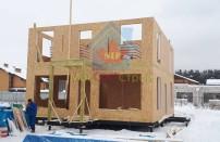 Проект дома из СИП панелей Империя - МосСипСтрой (изображение 6)