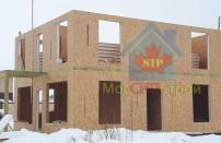 Проект дома из СИП панелей Империя - МосСипСтрой (изображение 5)