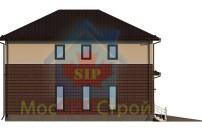 Проект дома из СИП панелей Марфино - МосСипСтрой (изображение 3)