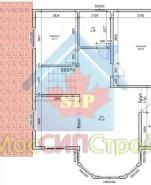 Проект дома из СИП панелей Модерн - МосСипСтрой (изображение 2)