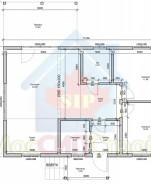 Проект дома из СИП панелей Красногорск - МосСипСтрой (изображение 1)