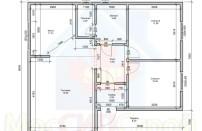 Проект дома из СИП панелей Лужок - МосСипСтрой (изображение 6)