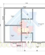 Проект дома из СИП панелей Лайв - МосСипСтрой (изображение 1)