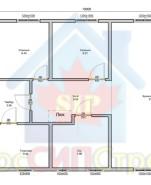 Проект дома из СИП панелей Татариново - МосСипСтрой (изображение 1)