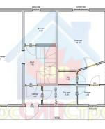 Проект дома из СИП панелей Дуплекс - МосСипСтрой (изображение 1)