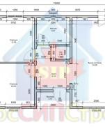 Проект дома из СИП панелей Березники - МосСипСтрой (изображение 1)
