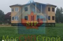 Проект дома из СИП панелей Македония  - МосСипСтрой (изображение 10)