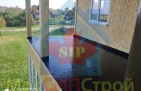 Проект дома из СИП панелей Македония  - МосСипСтрой (изображение 13)