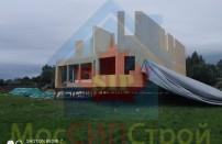Проект дома из СИП панелей Македония  - МосСипСтрой (изображение 6)