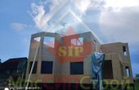 Проект дома из СИП панелей Македония  - МосСипСтрой (изображение 8)