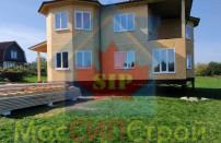 Проект дома из СИП панелей Македония  - МосСипСтрой (изображение 12)