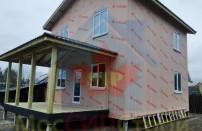 Проект дома из СИП панелей Канадец  - МосСипСтрой (изображение 19)