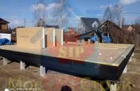 Проект дома из СИП панелей Канадец  - МосСипСтрой (изображение 7)