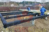 Проект дома из СИП панелей Канадец  - МосСипСтрой (изображение 5)