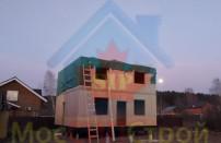 Проект дома из СИП панелей Канадец  - МосСипСтрой (изображение 15)