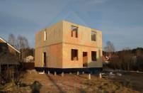 Проект дома из СИП панелей Канадец  - МосСипСтрой (изображение 11)
