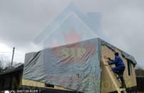 Проект дома из СИП панелей Канадец  - МосСипСтрой (изображение 9)