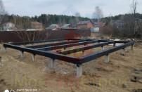 Проект дома из СИП панелей Канадец  - МосСипСтрой (изображение 4)