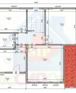 Проект дома из СИП панелей Орленок - МосСипСтрой (изображение 2)