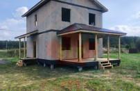 Проект дома из СИП панелей Канадец - МосСипСтрой (изображение 21)