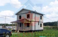 Проект дома из СИП панелей Канадец - МосСипСтрой (изображение 22)