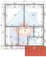 Проект дома из СИП панелей Алачкова - МосСипСтрой (изображение 2)