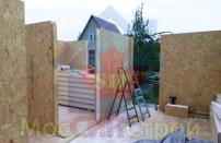 Проект дома из СИП панелей Шарапова - МосСипСтрой (изображение 7)