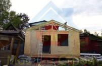 Проект дома из СИП панелей Шарапова - МосСипСтрой (изображение 5)