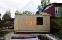 Проект дома из СИП панелей Шарапова - МосСипСтрой (изображение 4)