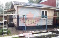 Проект дома из СИП панелей Шарапова - МосСипСтрой (изображение 20)