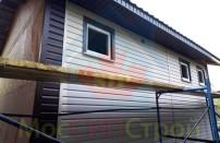 Проект дома из СИП панелей Шарапова - МосСипСтрой (изображение 16)