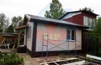 Проект дома из СИП панелей Шарапова - МосСипСтрой (изображение 17)