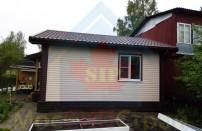 Проект дома из СИП панелей Шарапова - МосСипСтрой (изображение 22)