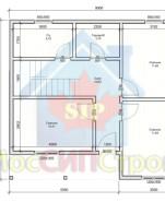 Проект дома из СИП панелей Индивидуальный - МосСипСтрой (изображение 2)
